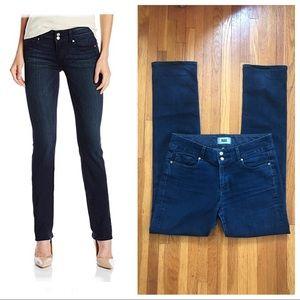 ANTHRO PAIGE Hidden Hills Straight leg jeans sz 31